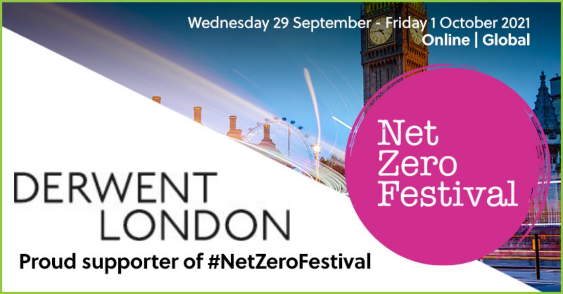 Paul Williams speaking at Net Zero Festival image