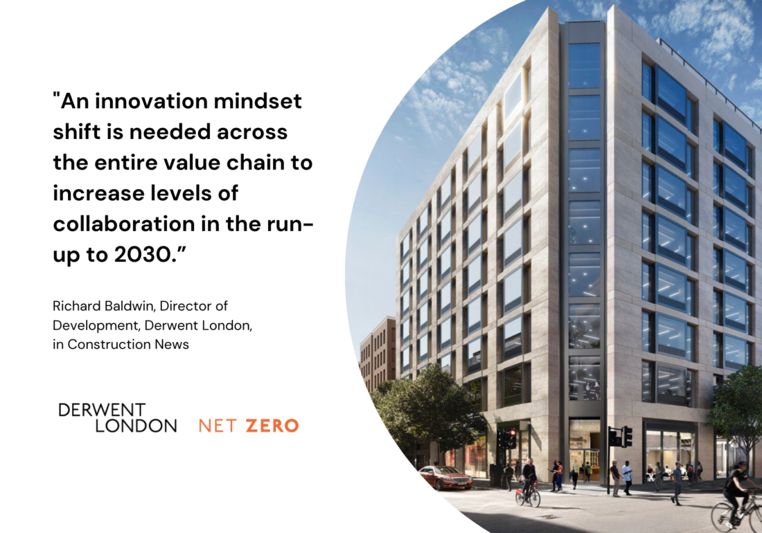 Net-zero progress demands 'long-life, loose-fit' buildings image