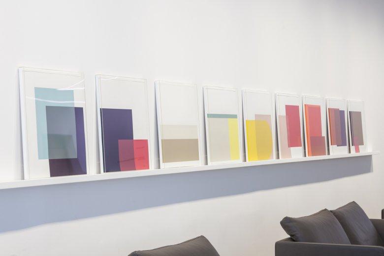Twelve Squares, 2013
