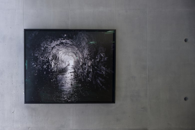 Untitled (Tunnel) for the series Belly of the Whale, 2009