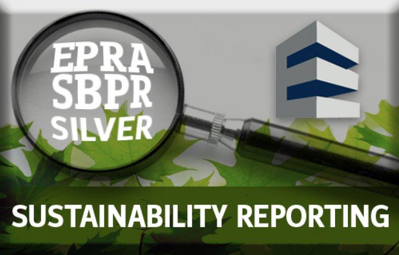 Derwent London wins EPRA Silver award