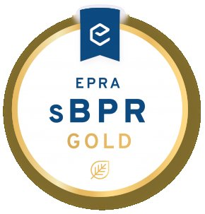 Derwent London wins EPRA Gold award 2018 for sustainability