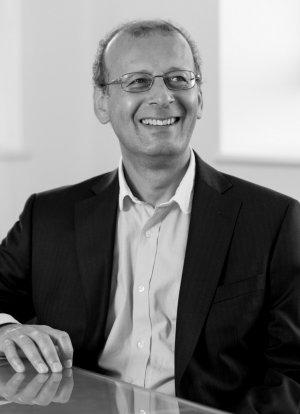 Photograph of David Westgate