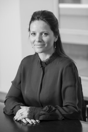 Photograph of Emily Prideaux