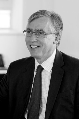 Photograph of Quentin Freeman