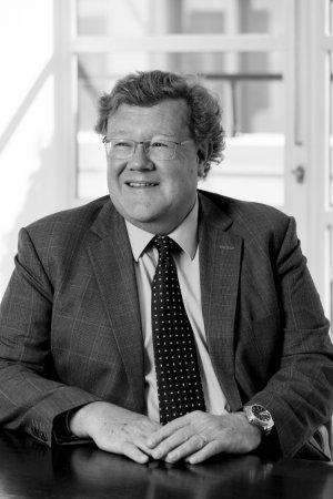 Photograph of Richard Baldwin