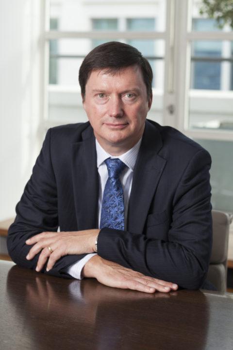 Photograph of Richard Dakin