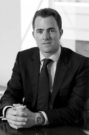 Photograph of Giles Sheehan