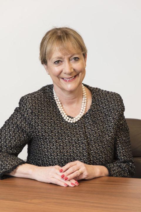 Photograph of Helen Gordon