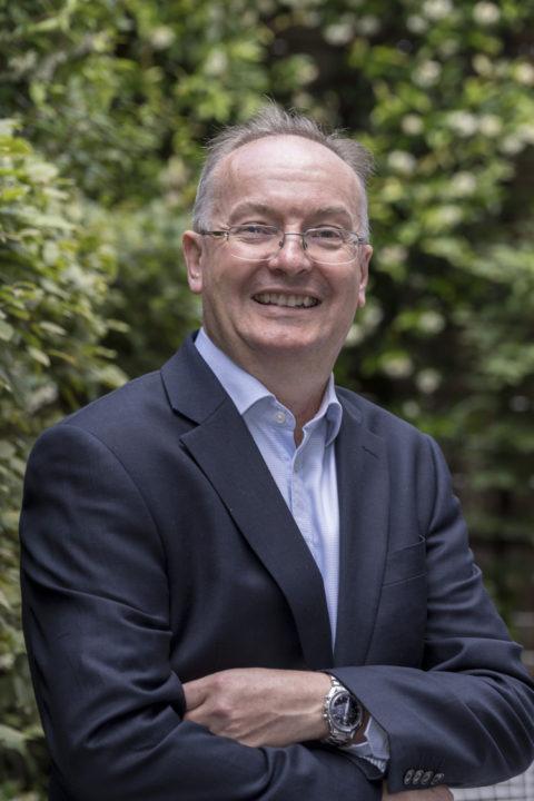 Photograph of David Lawler