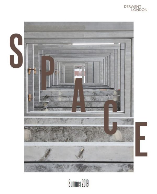 Cover of Space magazine