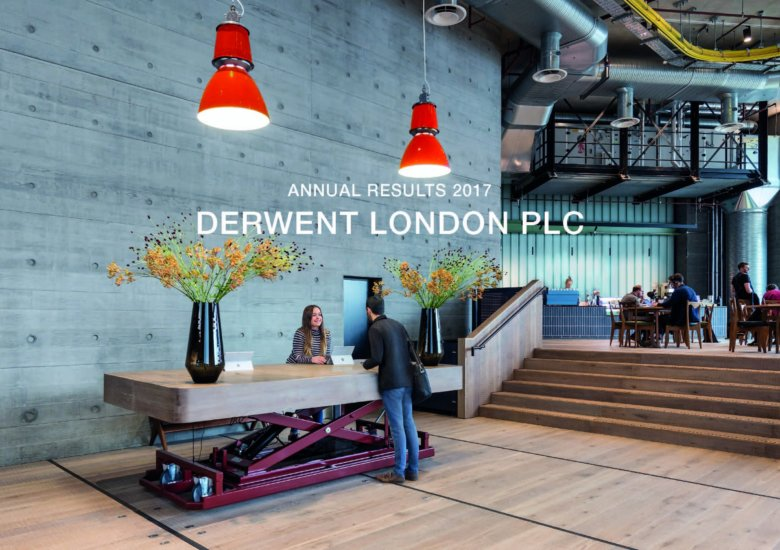 Derwent London Results 2017