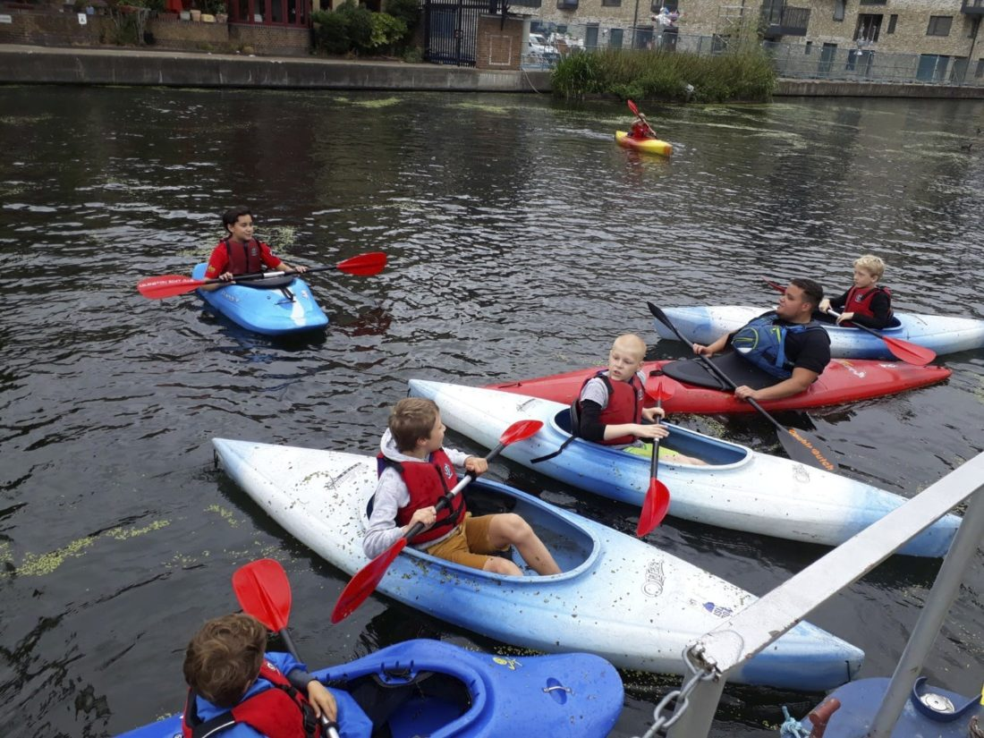 Derwent London announces successful applications for Community Fund plus 3 year extension image