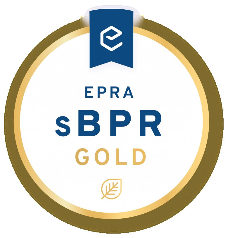 Derwent London wins EPRA Gold for its 2016 Sustainability Report