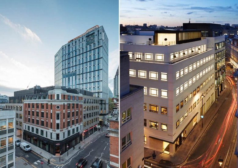 White Collar Factory and 25 Savile Row win RIBA National & London awards 2018