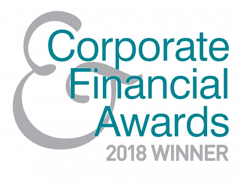 Corporate & Financial Awards 2018