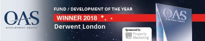 OAS Winner of overall Fund/Developer of the Year 2018