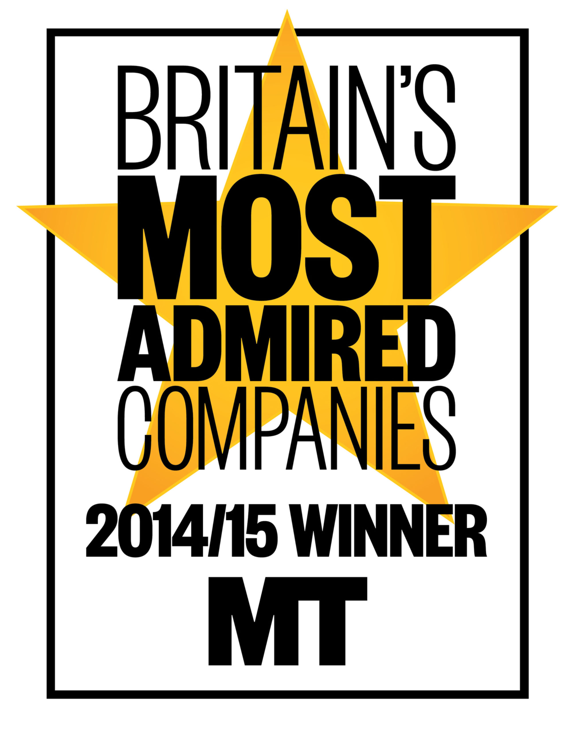 Derwent London again in top 10 in Britain's Most Admired Companies awards 2014