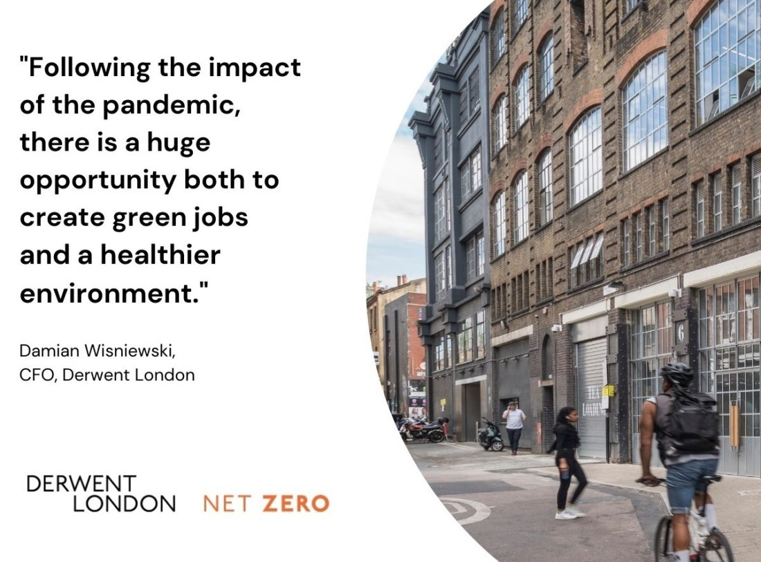 The route to net zero is everyone's business image