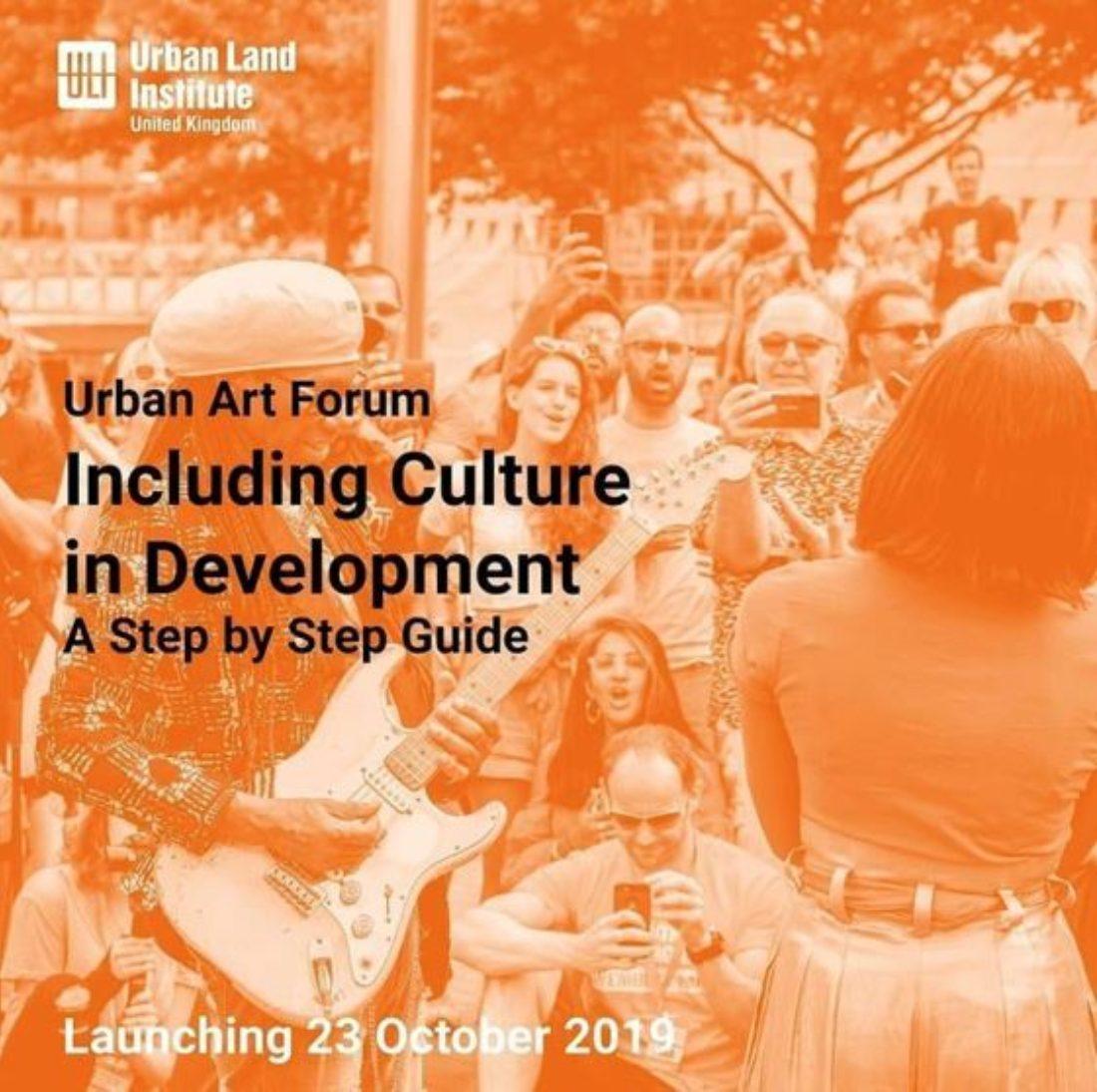 Simon Silver speaking at ULI Urban Art Forum image