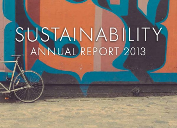Sustainability Annual Report 2013
