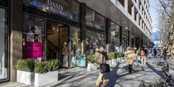 Tottenham Court Walk's flagship store for new beauty and wellness brand