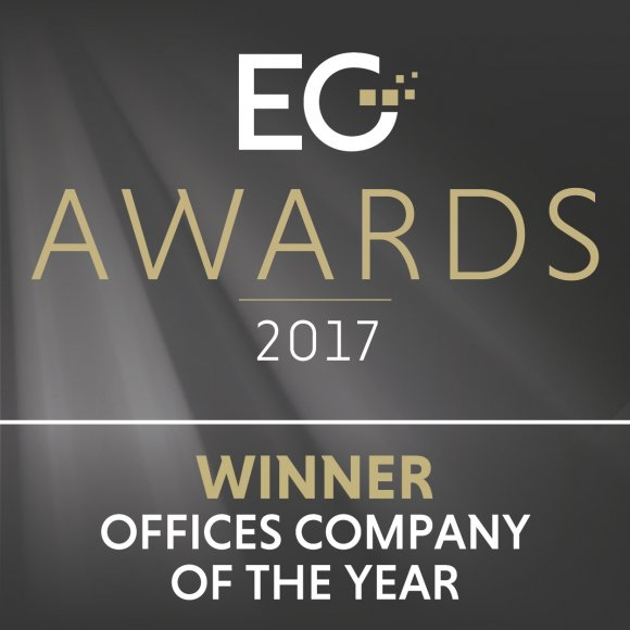 Derwent London wins EG Offices Company of the Year 2017