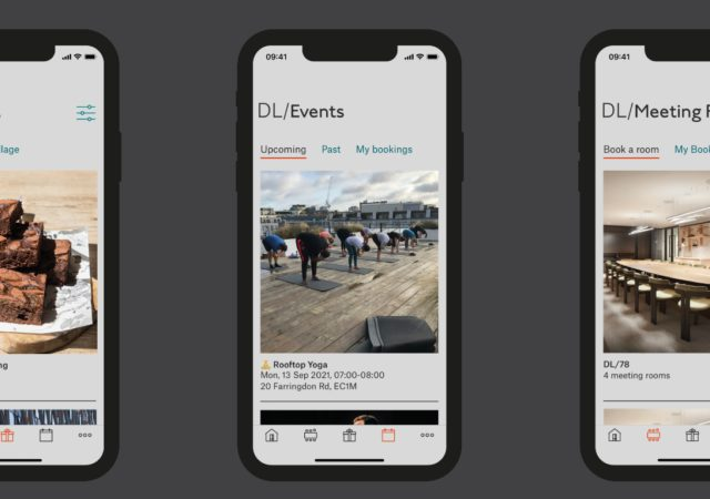 The DL/App Has Arrived
