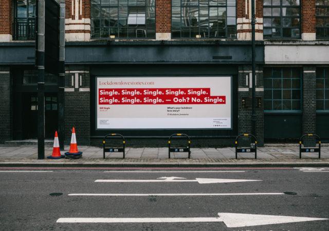 Lockdown Love Stories on the High Street x Derwent London