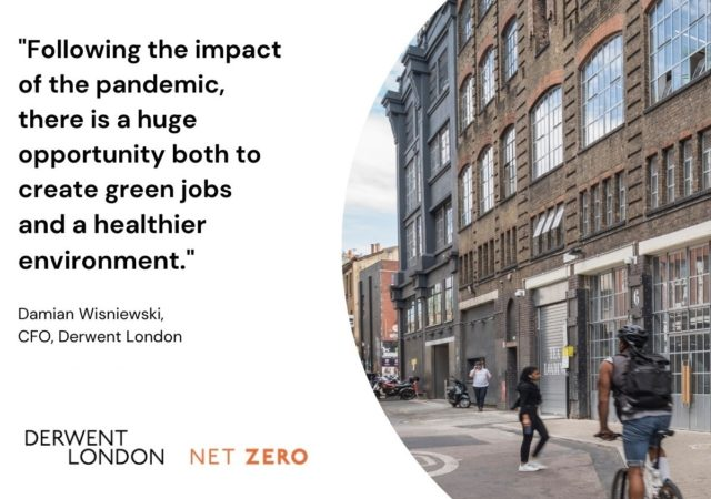 The route to net zero is everyone's business