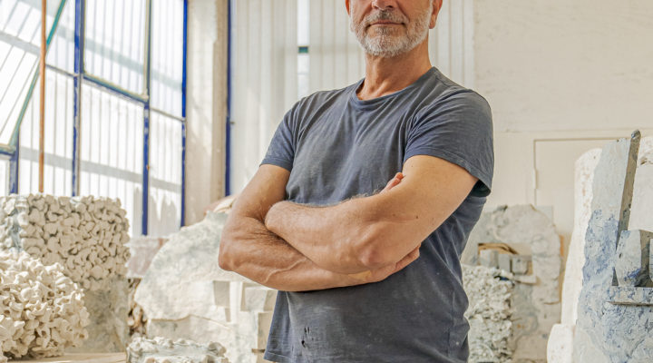 Q&A with ceramic artist and sculptor Fernando Casasempere