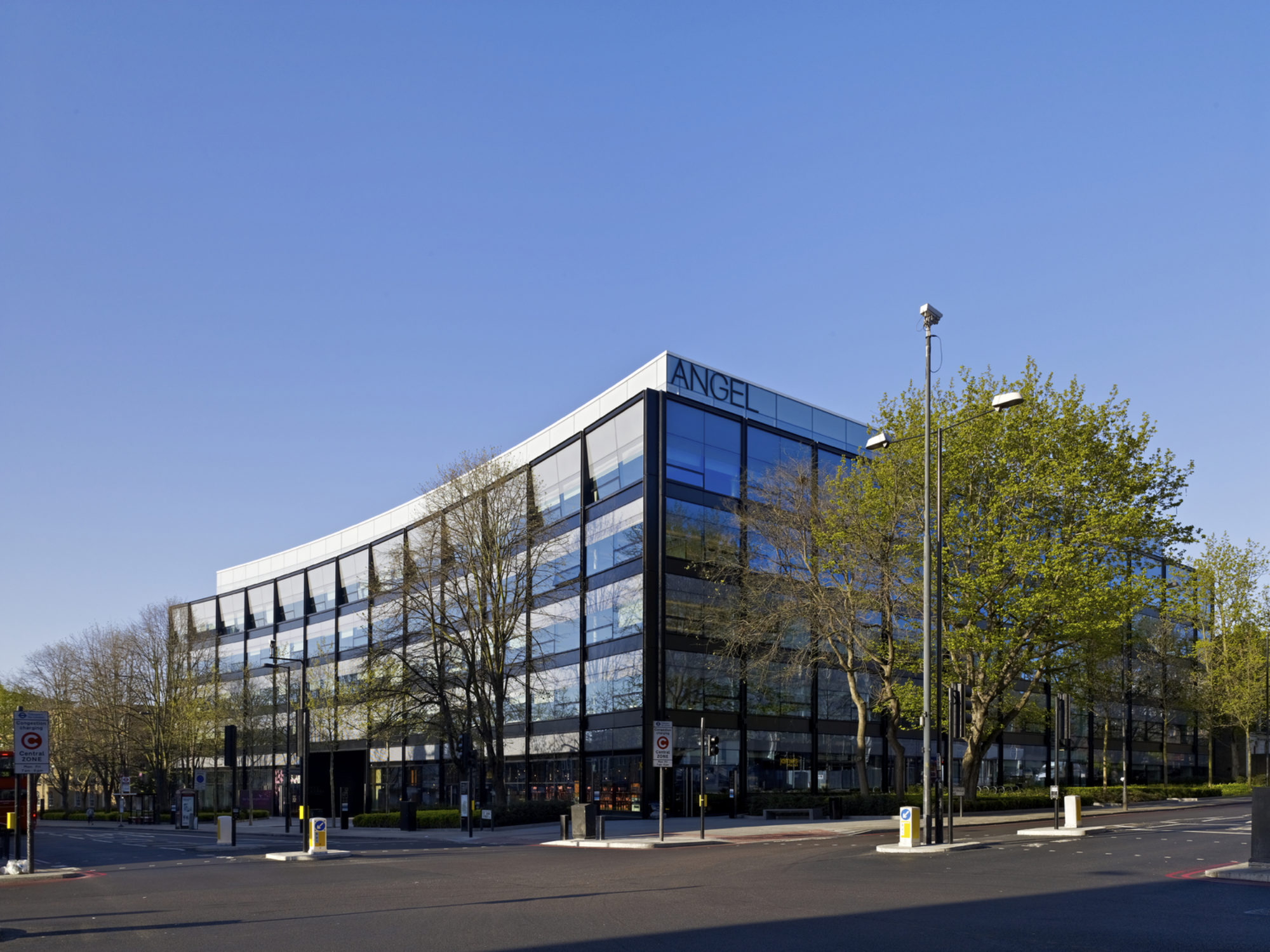 Angel Building wins the BCO Test of Time Award