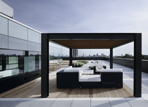 Angel Building film wins prestigious Architectural 3D Award