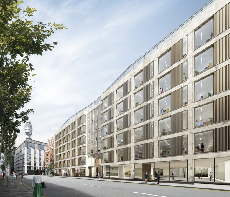Derwent London sells The Copyright Building