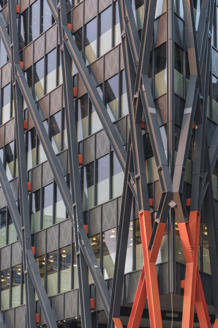 Brunel Building wins facade engineering award