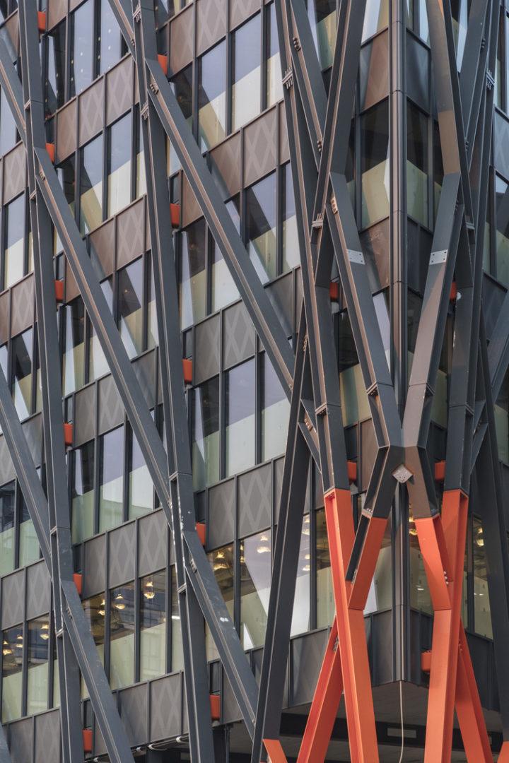 Brunel Building wins facade engineering award