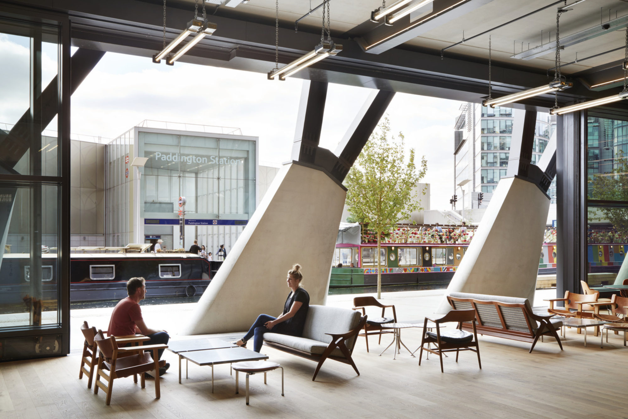 Brunel Building wins the BCO Commercial Workplace Award