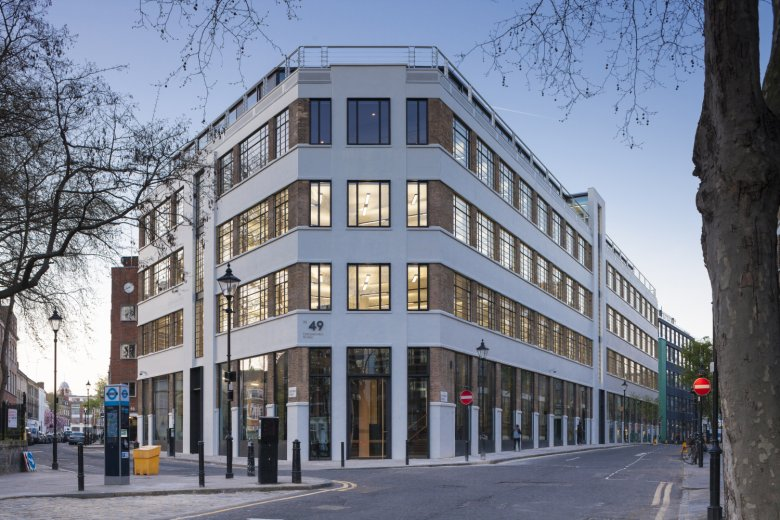 The Buckley Building wins RICS award