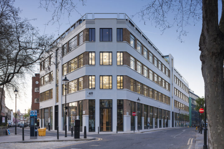 The Buckley Building wins RICS award