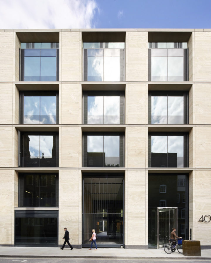 40 Chancery Lane wins RIBA London and RIBA National awards 2017