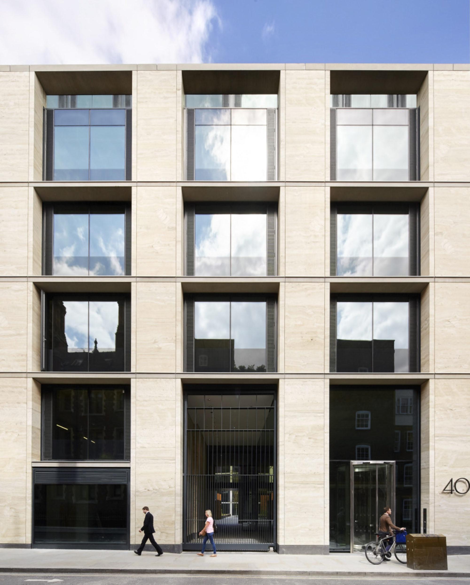 40 Chancery Lane wins RIBA London and RIBA National awards 2017