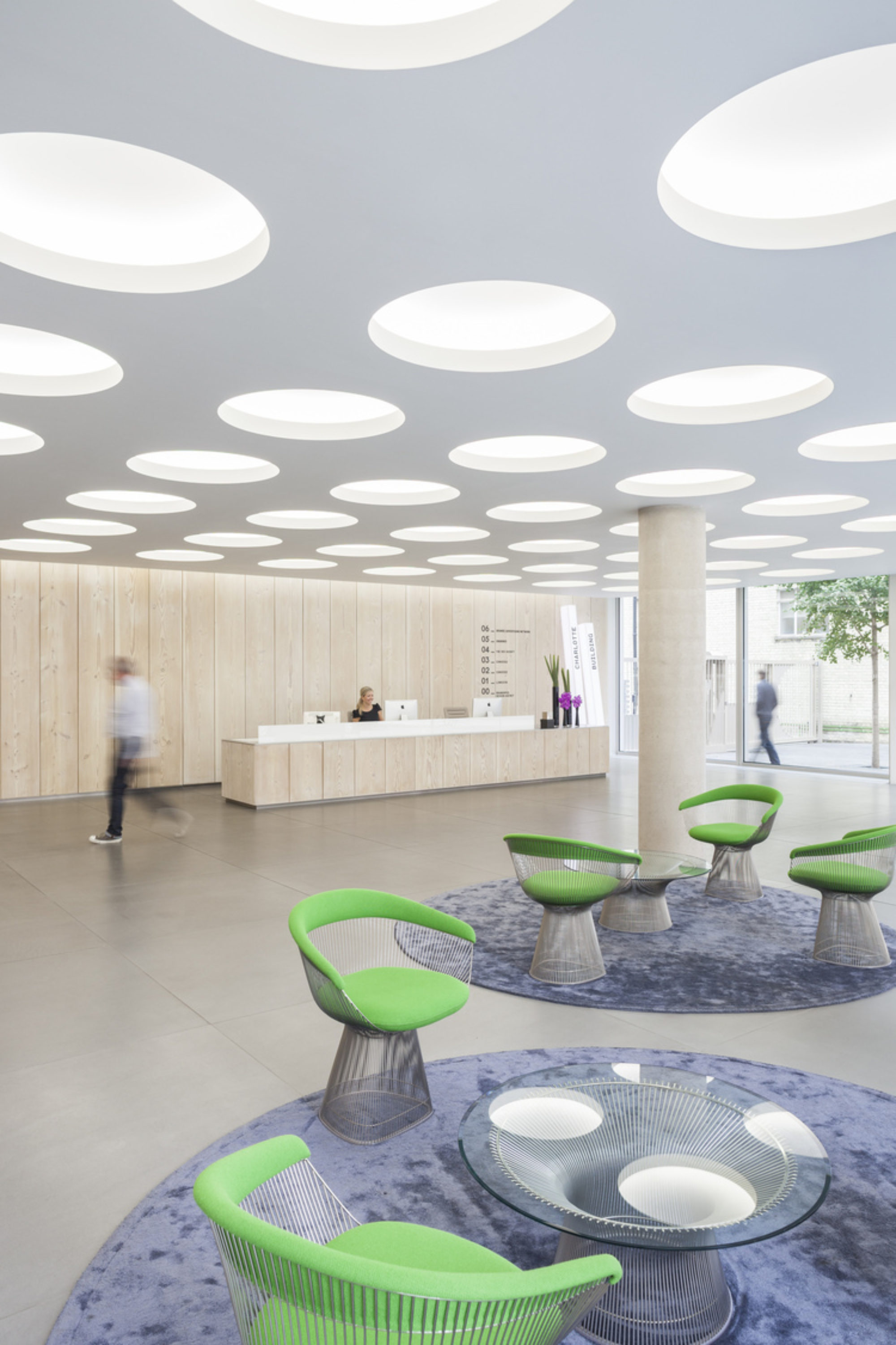 BCO Best Commercial Workplace London and South-East Award 2010