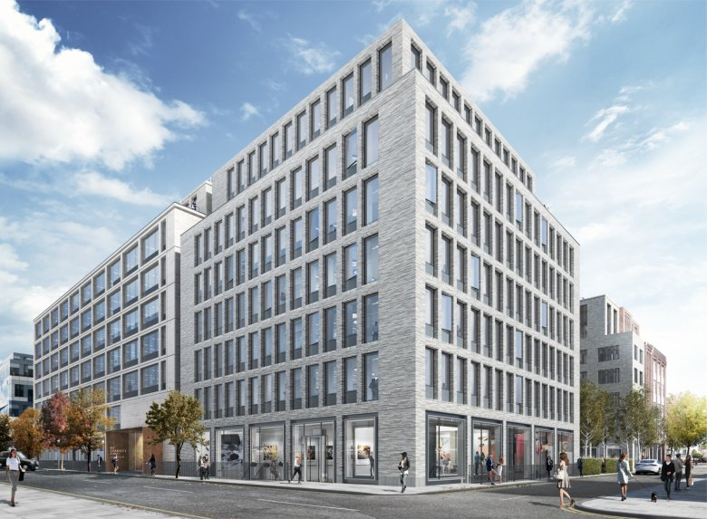 Arup anchors Derwent London's Fitzrovia flagship