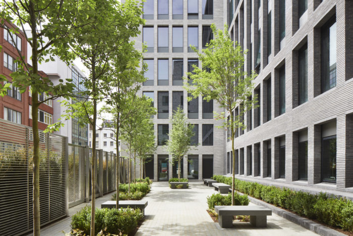 80 Charlotte Street – our first net zero building image