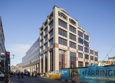Angel Square & 20 Farringdon Road