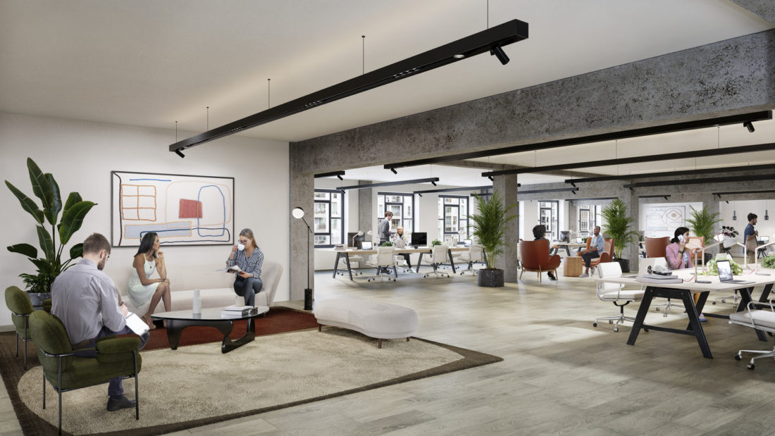 Fora lets 6-8 Greencoat Place for opening in Victoria next year image