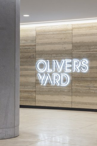 1 Oliver's Yard