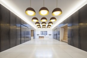 1-2 Stephen Street received the BCO London & the South East Refurbished / Recycled Workplace Award
