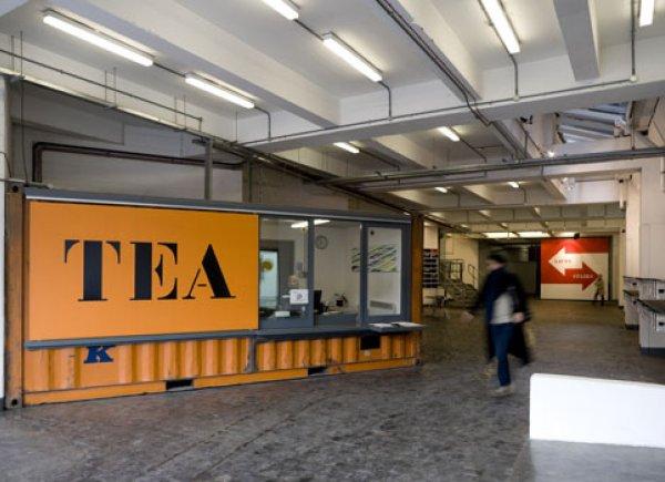 Tea Building wins RIBA Regional Award