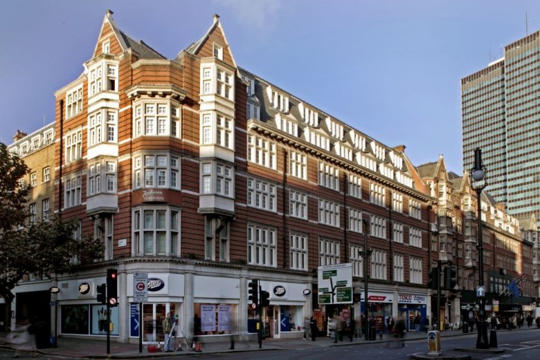 Derwent London sells 120-134 Tottenham Court Road W1 for £70m
